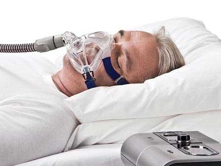 เครื่องแก้นอนกรน CPAP เหมาะสำหรับผู้มีอาการนอนกรนรักษาอาการนอนกรน และหยุดหายใจตอนนอน